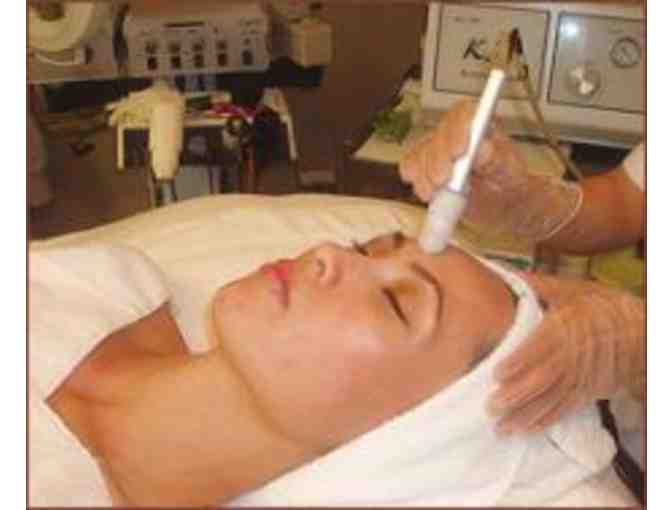 Facial and Microdermabrasion