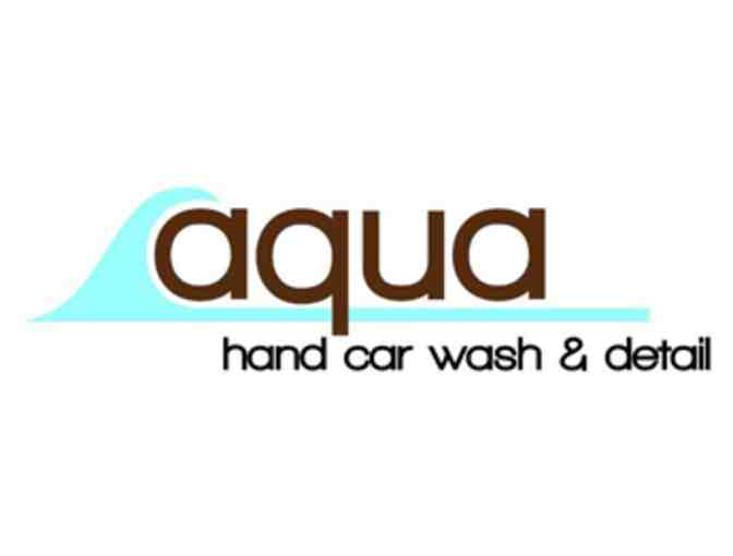 Aqua Car Wash Complete Detail