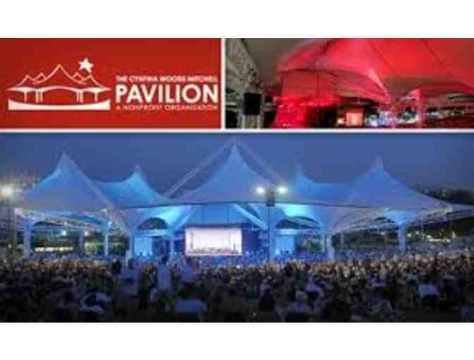 4 Houston Symphony Tickets at Cynthia Woods Mitchell Pavilion