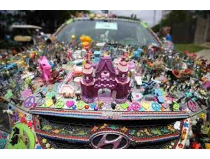 Art Car Parade Spot 2019