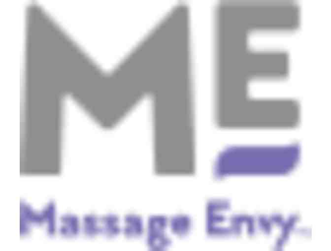 Massage Envy and Above Restaurant