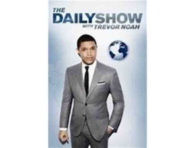 Live Taping of The Daily Show with Trevor Noah