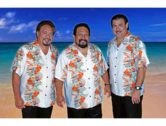 Two Tickets for Makaha Sons at the Palace Theatre - Photo 1