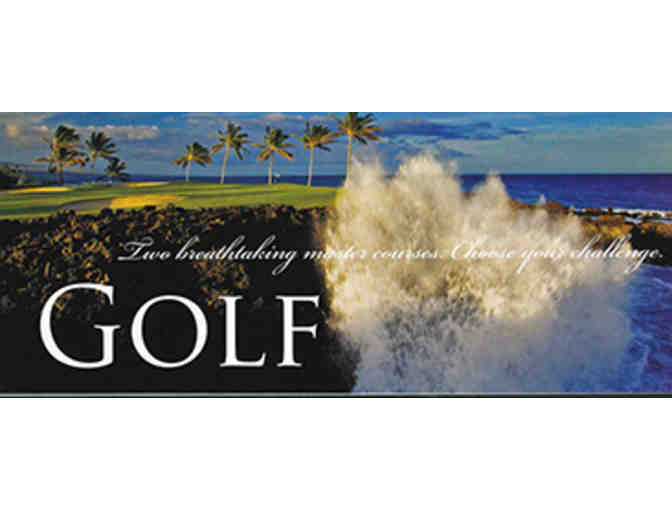Golf at Waikoloa Beach Resort - Photo 1