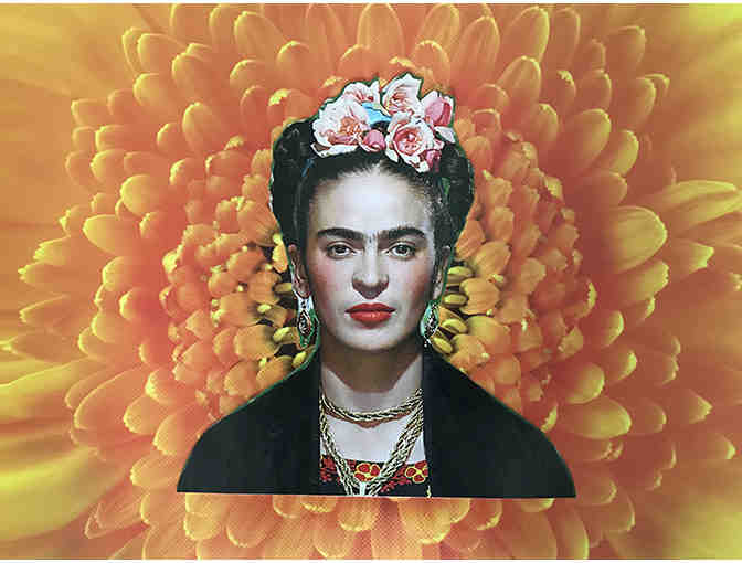 Los Compadres Restaurant Gift Card and Frida Kahlo collage - Photo 3