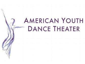 American Youth Dance Theater Gift Certificate