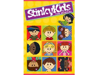 4 tickets to StinkyKids The Musical