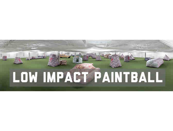 3 Player Standard Package Paintball Tickets - Photo 3