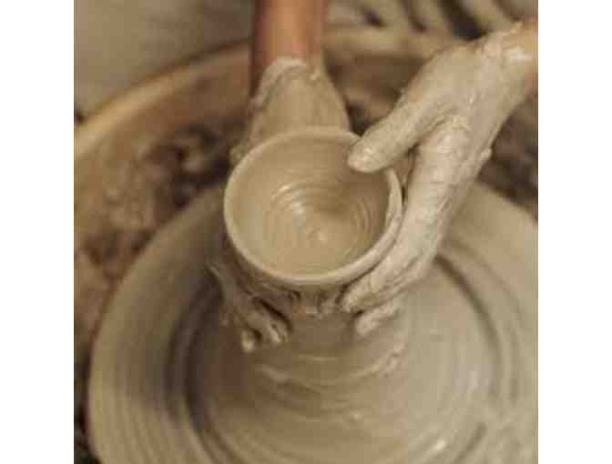 Fired Up Studios - Clay Date Class for 2 - Photo 1
