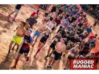 Rugged Maniac Obstacle Race - 2 Entries for Twin Cities 9/14/19