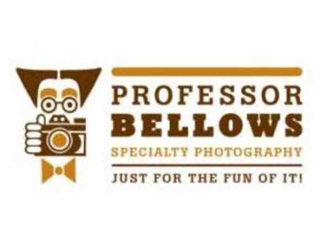 Professor Bellows Specialty Photography - $100 Gift Certificate (Store Credit) - MOA - Photo 1