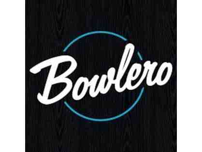 Bowlero Lakeville  2 Free Hours of Unlimited Bowling (Up to 5 People)