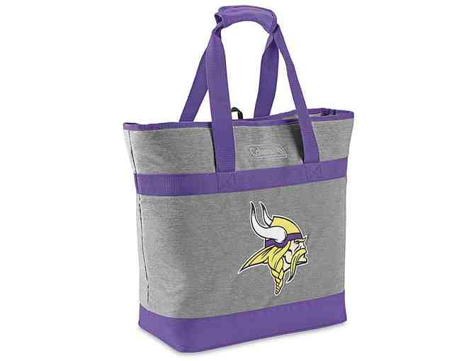 NFL Vikings Coleman Cooler ( 2 of 2 )