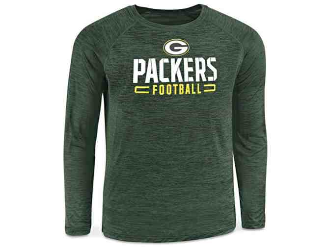 NFL Long Sleeve Shirt - Mens - Large - Photo 1