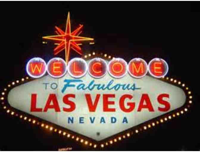 Private Jet trip to Las Vegas!