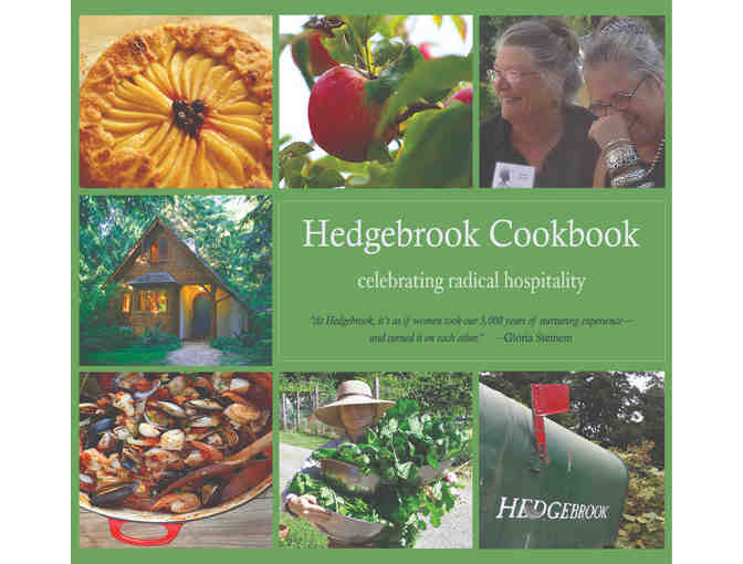 Book Lover's Foodie Package - Includes Hedgebrook Cookbook Signed by 30 Authors Including - Photo 1