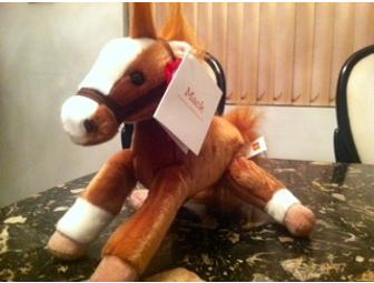 Limited Edition Wells Fargo Legendary Plush Pony Mack 2012 Stuffed Animal