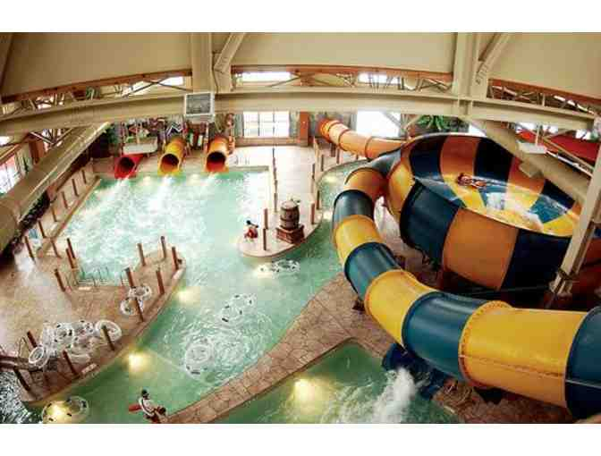 Great Wolf Lodge Package