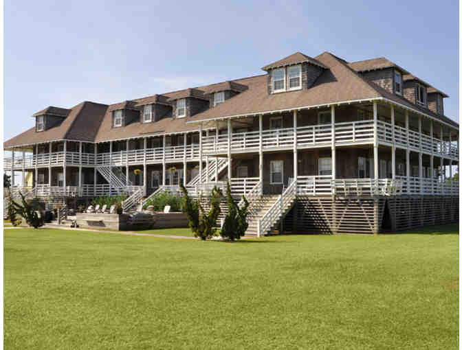 2 nights in the Outer Banks at First Colony Inn (Nags Head)History of the Inn  The calm pe