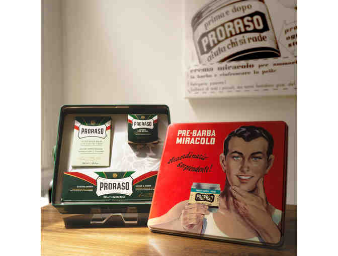 For the Gent: Sponsored by Proraso