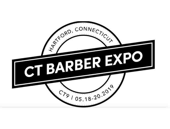 CT Barber Expo VIP Ticket