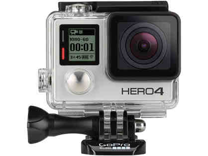 $20 Raffle Ticket ~ GoPro HERO4 Silver