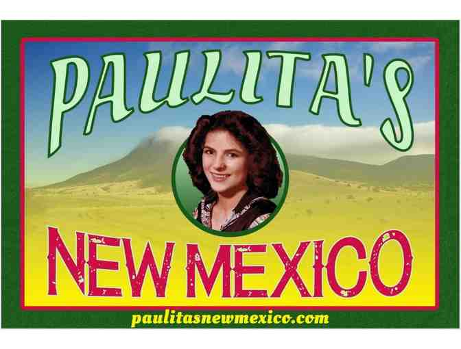 Chef's Delight! Green Chile Seasoning & Cooking Package from Paulita's New Mexico