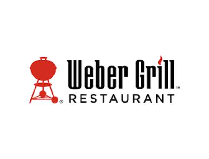 $150 Gift Card from Weber Grill Restaurant - Photo 1