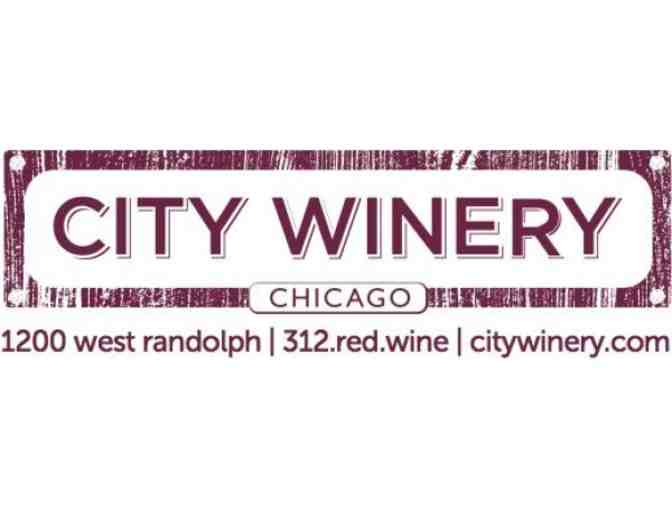 Custom City Winery Tour and Wine Tasting for 4 - Photo 1