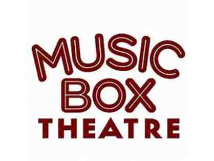 2 Tickets, 1 Popcorn Pass, 1 Soda Pass to the Music Box Theatre, Southport