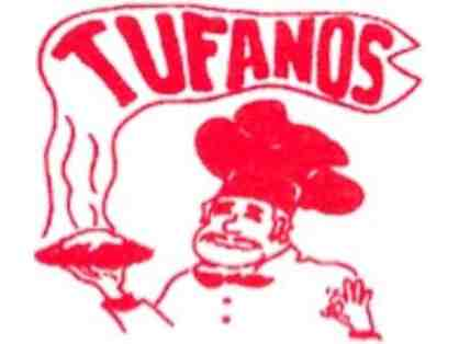 $100 Gift Certificate to Tufanos Vernon Park Tap