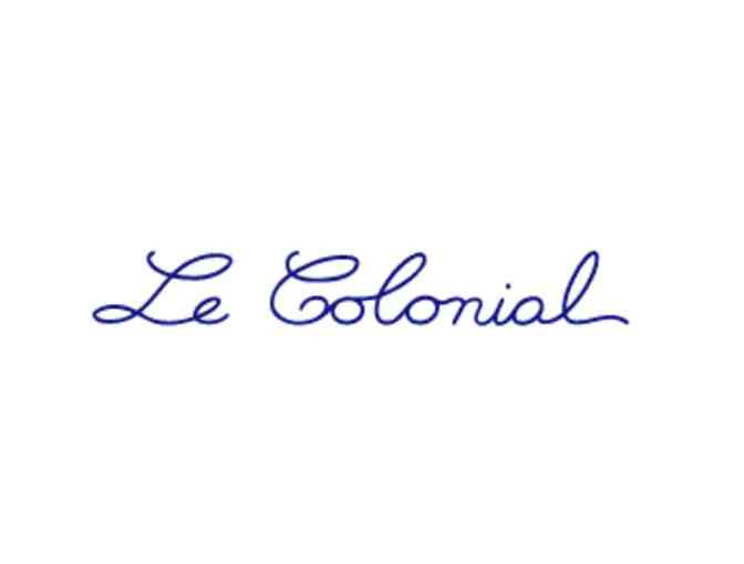 $100 Gift Certificate to Le Colonial Restaurant - Photo 1