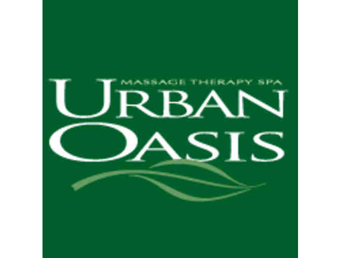 $110 Gift Certificate to Urban Oasis