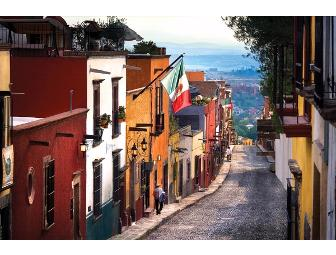 7 Days in San Miguel de Allende, Mexico