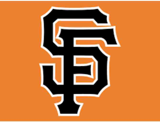 San Francisco Giants:  2017 Honorary Field Visit plus Four (4) Lower Box game tickets