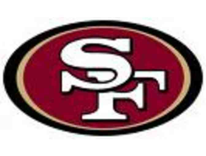 SF 49ers: VIP GameDay Experience for four (4) - 49ers vs Seahawks @ Levi Stadium - 1/1/17