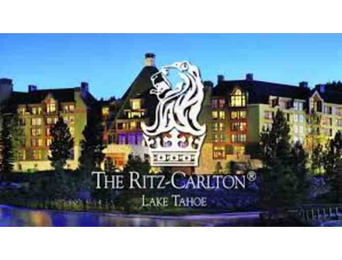 Lake Tahoe:  Ritz-Carlton Lake Tahoe: Two (2) Night Stay plus $250 to Sports Basement