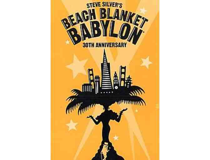 Beach Blanket Babylon - Four (4) Producer's Row Tickets Plus BACKSTAGE Tour