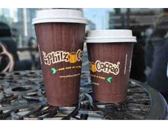 SF Bay Area:  Philz Coffee Gift Box Valued at $250