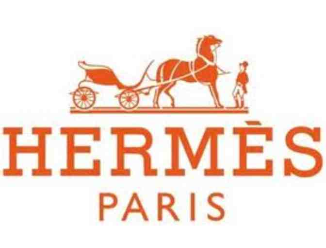Hermes of Paris:  $1000 Gift Certificate Plus a Champagne Shopping Experience