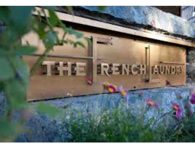 Napa Valley: The French Laundry - 'Dinner for Two (2) Guests' followed by a Kitchen Tour