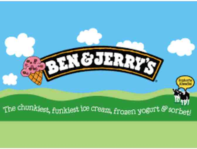 Ben and Jerry's: Ice Cream cake for a YEAR - new cake every month!