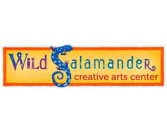 Wild Salamander Creative Arts Center - $50 Gift Certificate