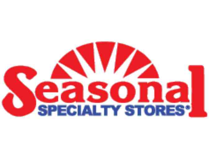 $50 Gift Certificate to Seasonal Specialty Stores