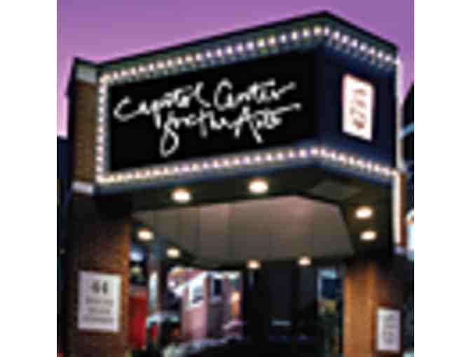 Capitol Center for the Arts -  A Voucher For 4 Free Tickets to Selected Performances