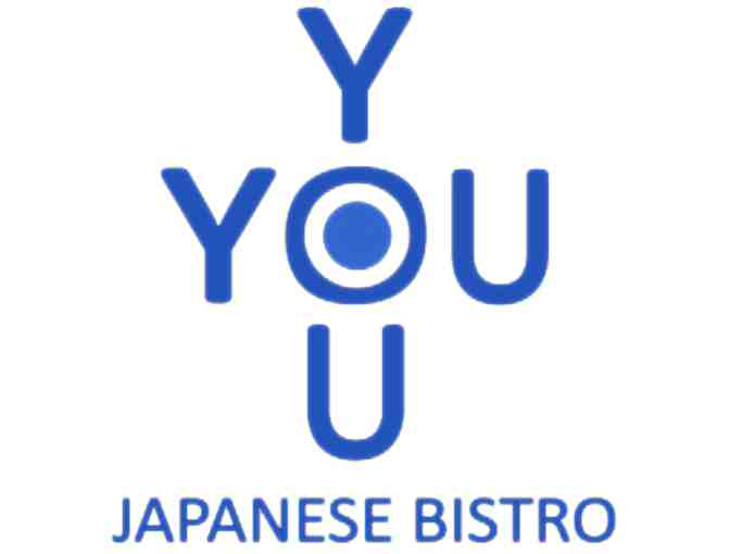 $50 Gift Certificate To You You Japanese Bistro