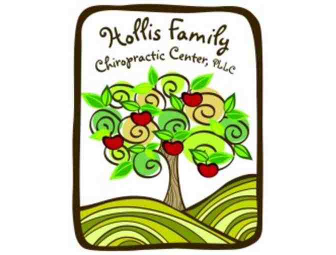 $100 Gift Certificate To Hollis Family Chiropractic Center