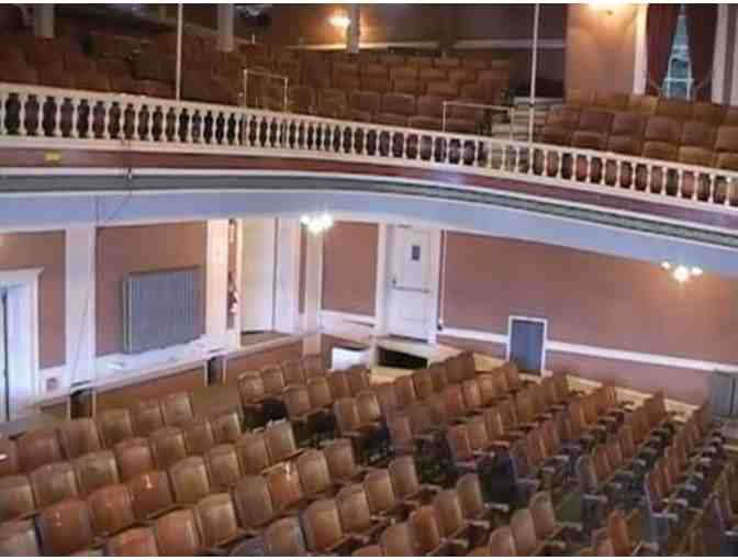 Rochester Opera House - Two Tickets To A Theatre Series Show