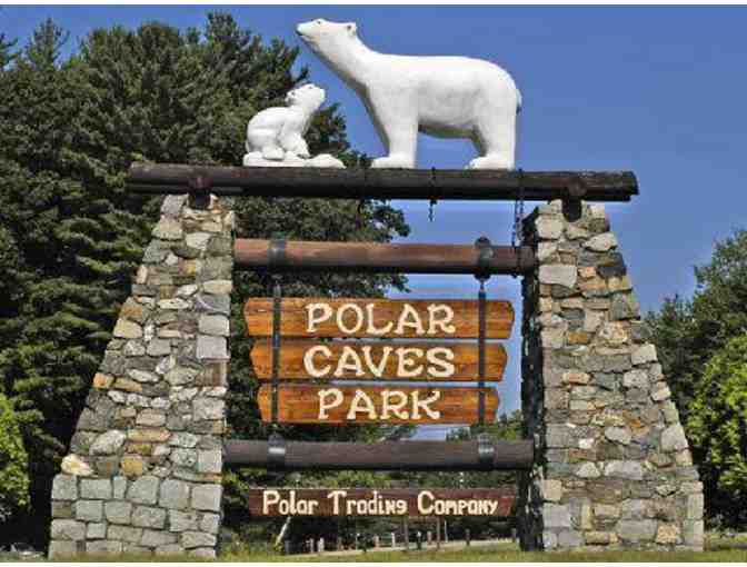 Two Day Passes to Polar Caves Park
