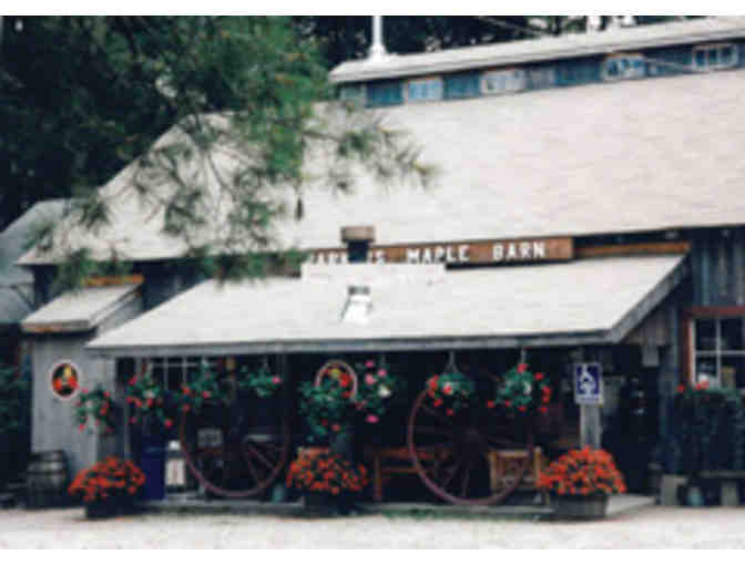 $15 Gift Card to Parker's Maple Barn